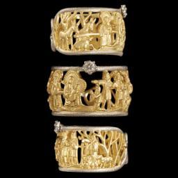 Золотое кольцо  12450