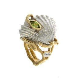 Серебряное кольцо  1151h