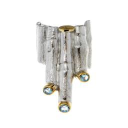 Серебряное кольцо  1146t
