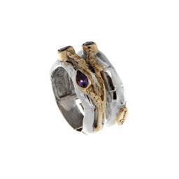 Серебряное кольцо  1139a
