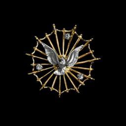 Золотой подвес  30150