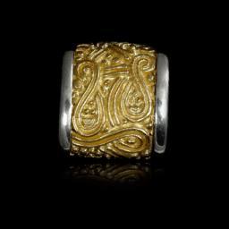 Золотое колье  401310