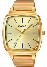 Японские наручные  женские часы Casio LTP-E117G-9A. Коллекция Analog