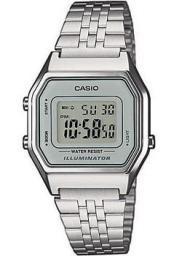 Японские наручные  женские часы Casio LA680WEA-7E. Коллекция Digital