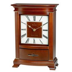 Настольные часы Bulova B7664. Коллекция Каминная коллекция