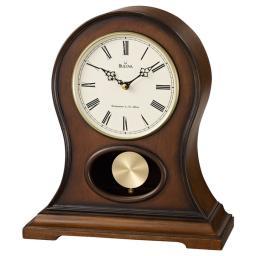 Настольные часы Bulova B7660. Коллекция Каминная коллекция