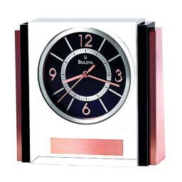 Настольные часы Bulova B9852. Коллекция Настольная коллекция