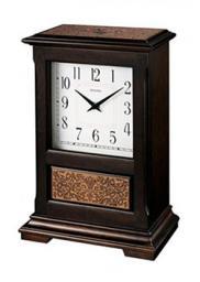Настольные часы Bulova B1655. Коллекция Настольная коллекция