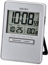 Будильник Seiko Clock QHR023SN. Коллекция Интерьерные часы