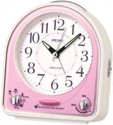 Будильник Seiko Clock QHP003P. Коллекция Будильник