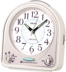 Будильник Seiko Clock QHP003W. Коллекция Будильник