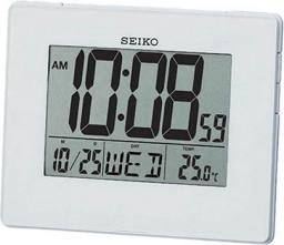 Будильник Seiko Clock QHL057WN. Коллекция Интерьерные часы