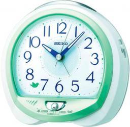 Будильник Seiko Clock QHK042MN. Коллекция Будильник