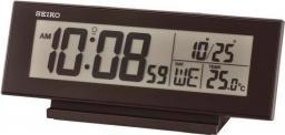 Будильник Seiko Clock QHL072KN. Коллекция Будильник