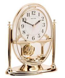 Настольные часы Rhythm CRP609WR18. Коллекция Century