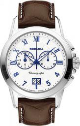 Швейцарские наручные  мужские часы Rodania 25013.20. Коллекция Chronograph