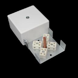 Монтажная коробка КМ-О (8к)-IP41