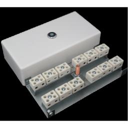 Монтажная коробка огнестойкая КМ-О (24к)-IP41-d