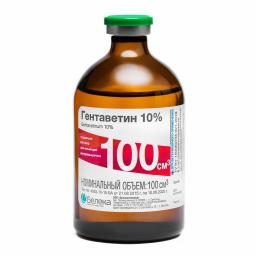 Гентаветин 10%, фл.100мл (Белека, ООО Белэкотехника)