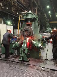 кольцепрокатный стан для производства муфта трубов