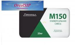 Универсальная сухая смесь М-150 Пирамида (25кг) Сормово Нижний Новгород
