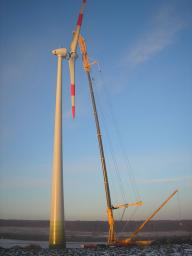 Аренда автокрана 1200 тонн, LIEBHERR LTM 11200-9.1, грузоподъёмностью 1200 тонн