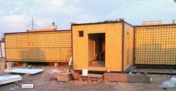 Бытовки. Производство модульных зданий для крайнего севера.