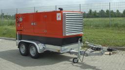 Прокат дизельного генератора  50 кВт