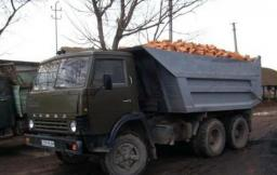 Самосвал 10 тонн Камаз