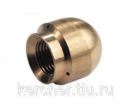 Сопло для промывки труб (3 x 30° назад), 055