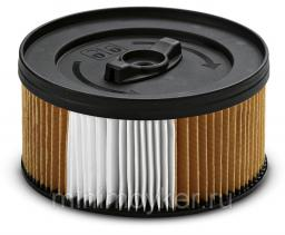 Патронный фильтр с нанопокрытием для пылесосов серии (WD 4.200, 4.250, 5.200, 5.300, 5.400, 5.470,5.500M)