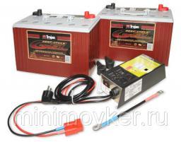 Комплект аккумуляторных батарей для BR/BD 530, B 40 C
