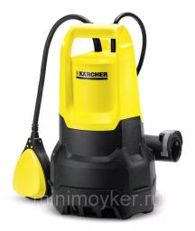 Погружной насос для грязной воды Karcher SP 1 Dirt