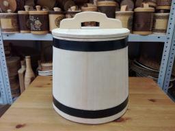Кадка из кедра для засолки 20 литров