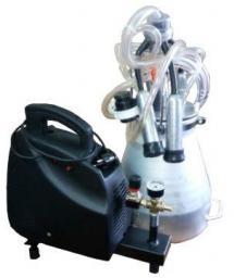 Доильный аппарат для коров МДА 2 до 5-ти голов, без масляный