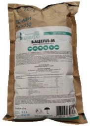 Бацелл-М, добавка кормовая пробиотическая , 1 кг.
