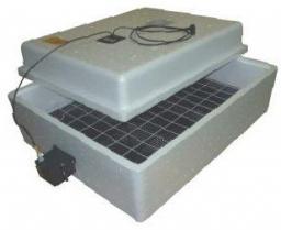 Инкубатор Несушка №77 БИ-2 на 104 яйца, U-220/12В, аналоговый терм., цифр.дисплей, авт. поворот