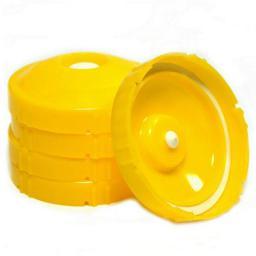 Набор резьбовых крышек для вакуумного консервирования Вакс КВК-82Р, 5 шт