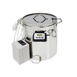 Домашняя сыроварня-пастеризатор Bergmann 30 литров с ТЭН(ом) и Автоматикой