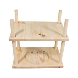 Пресс для сыроварения (деревянный)