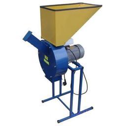 Измельчитель зерна и початков кукурузы, Кубанец 400Мз1 (1,5 кВт)