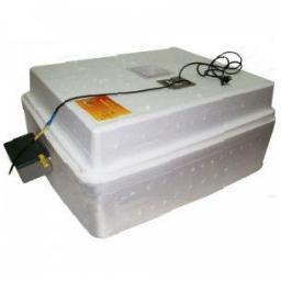 Инкубатор Несушка № 63г БИ-2м 77 яиц, U-220/12В, цифр.терм, авт. пов., гигрометр