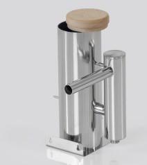 Дымогенератор Merkel Premium  для холодного копчения 5 литров