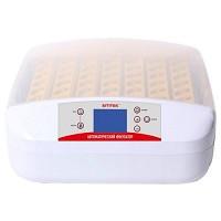 Цифровой инкубатор с терморегулятором, светодиодным овоскопом и автоматическим переворотом яиц SITITEK 56 LED