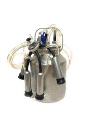 Доильная аппаратура для коров (молочная аппаратура в сборе) пульсоколлекторная