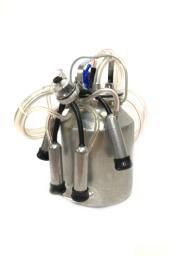 Доильная аппаратура для коров (молочная, алюминий)