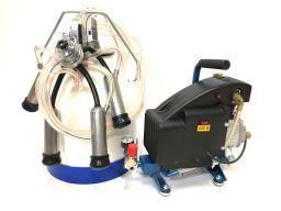 МДА 1М-5,  доильный аппарат для коров, к/т (до 5 гол), масляный, полипропилен, 30 л