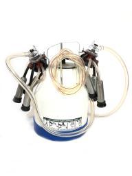 Доильная аппаратура для коров с пульсоколлектором (молочная, полипропилен)