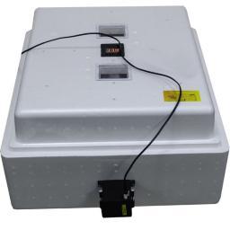Инкубатор Несушка №60ВГ, на 104 яйца,  цифровой терморег, изм-ль влажности с вентиляторами,автом. пер.