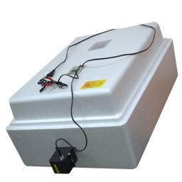 Инкубатор «Несушка» №59ВГ на 77 к/я, 220В, цифровой терморегулятор, измеритель влажности с вентиляторами,автом